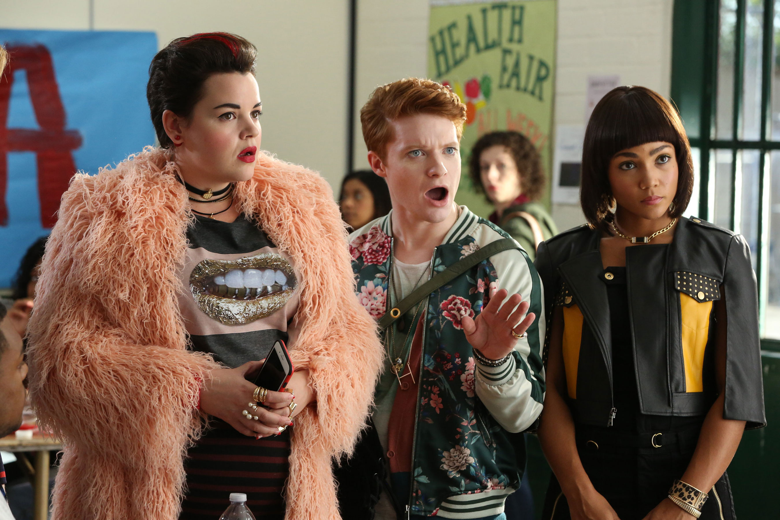 Heathers TV series to air on the Paramount