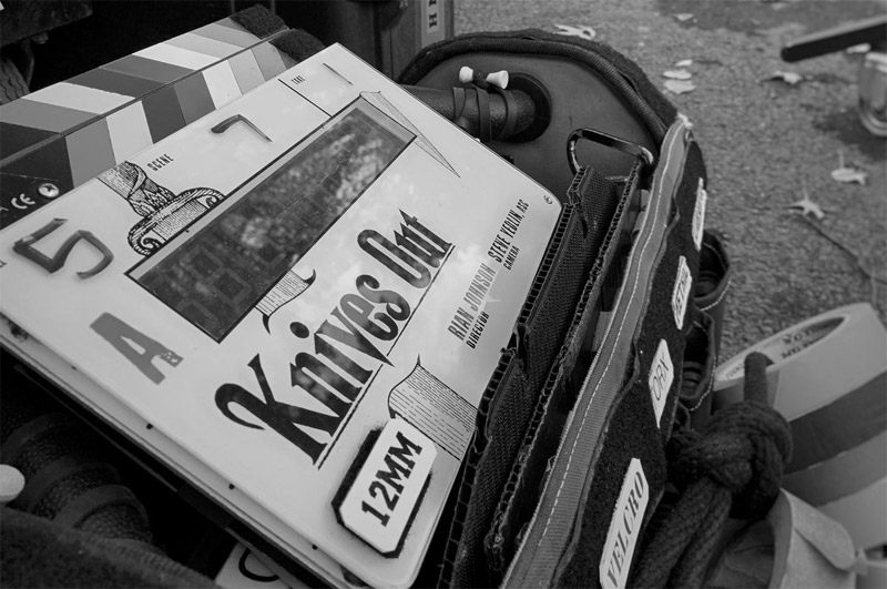 Rian Johnson's All-Star Mystery Knives Out Begins Shooting