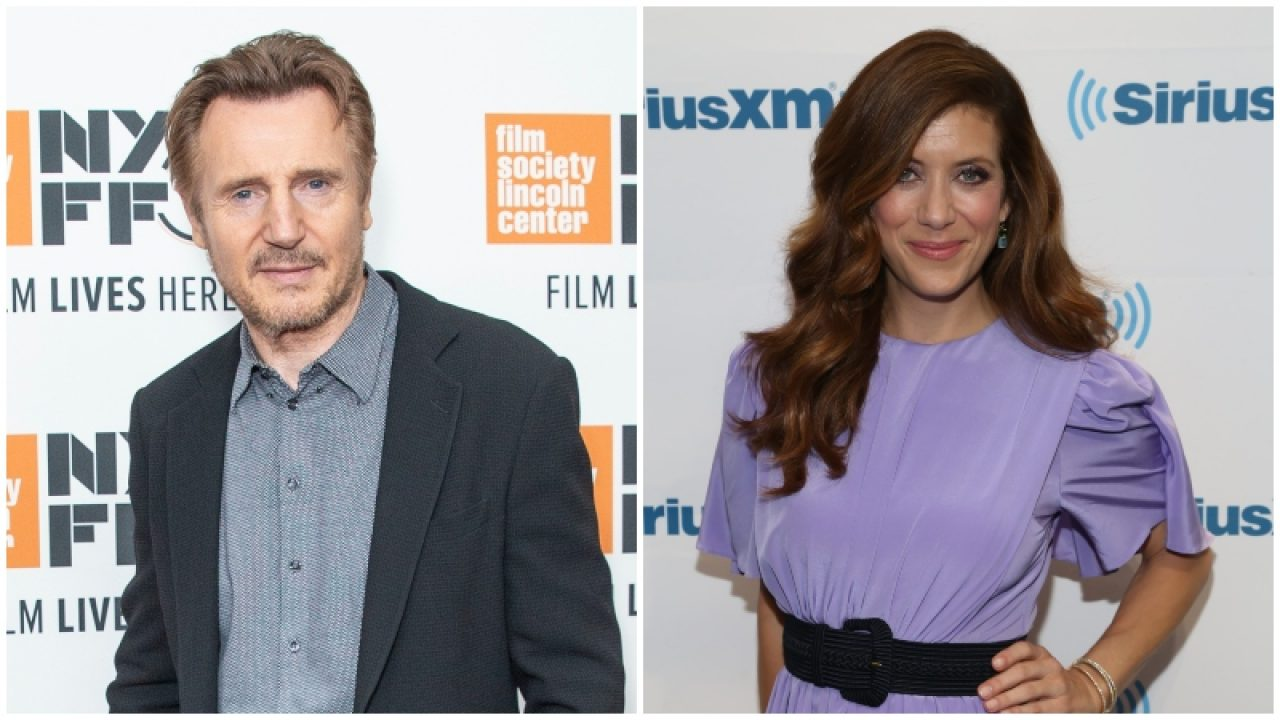 Liam Neeson And Kate Walsh To Star In Honest Thief