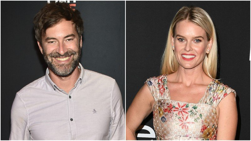 Roger Ailes Biopic Fair and Balanced Lands Mark Duplass and Alice Eve