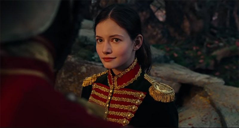 Disney Debuts Music Video For The Nutcracker and the Four Realms