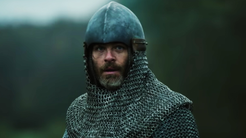 new Outlaw King trailer