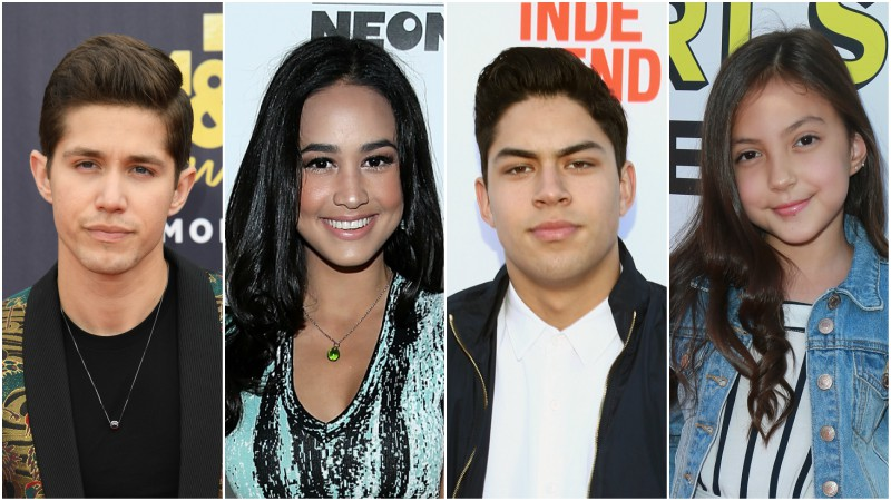 Party of Five Reboot Pilot Casts its Four Leads