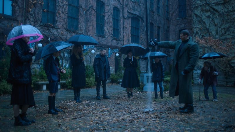 The Umbrella Academy Premiere Date Set for February on Netflix