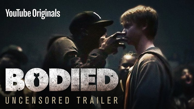 Bodied Trailer: Prepare for a Cinematic Bombshell