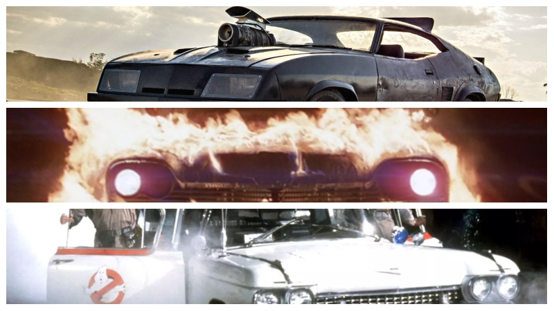 The 10 Most Iconic Movie Cars