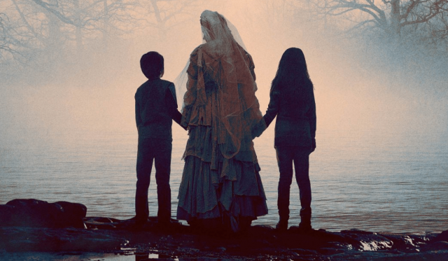Official Poster for James Wan's The Curse of La Llorona Released