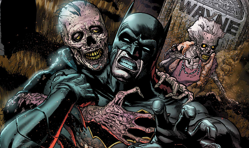 DC Comics Talent Reveal Their Favorite Halloween Horrors