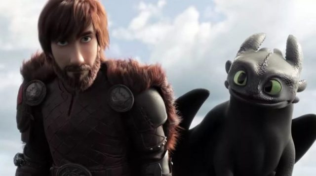 NYCC: New How to Train Your Dragon 3 Clip Reveals Hiccup's Destiny