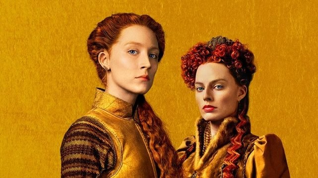 Bow to No One in the New Mary Queen of Scots Poster