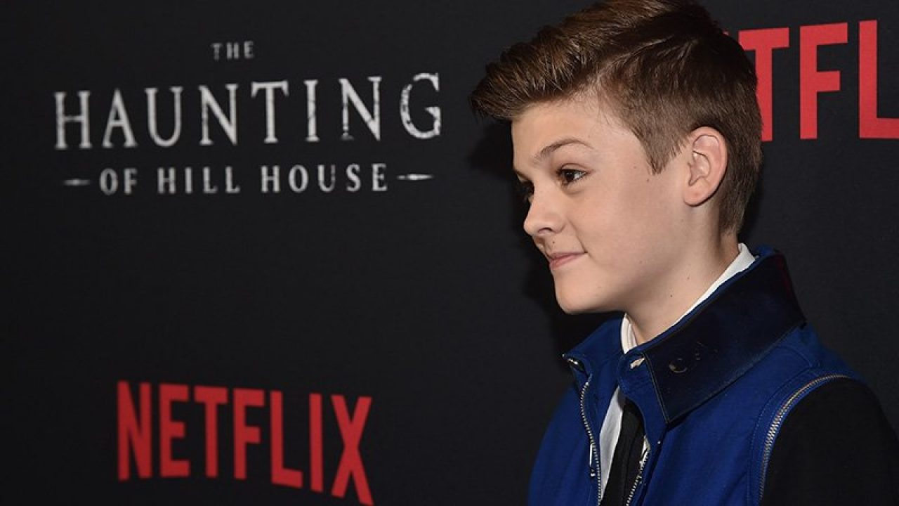 Cs Interview Paxton Singleton On Netflix S The Haunting Of Hill House
