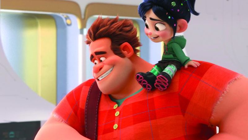 How Disney Creates a Whole New Internet in Ralph Breaks the Internet