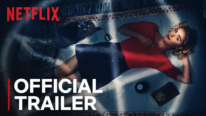 The Official Chilling Adventures of Sabrina Trailer is Here