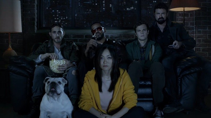 The Boys Teaser Released as Simon Pegg Joins the Amazon Series