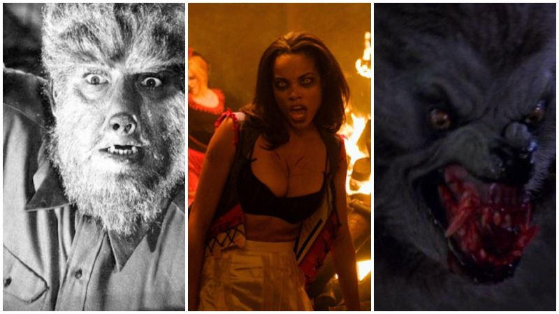 The Scariest Movie Werewolves of All Time