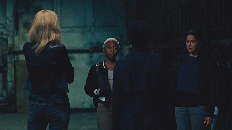 Cynthia Erivo is the Solution to the Problem in New Widows Clip