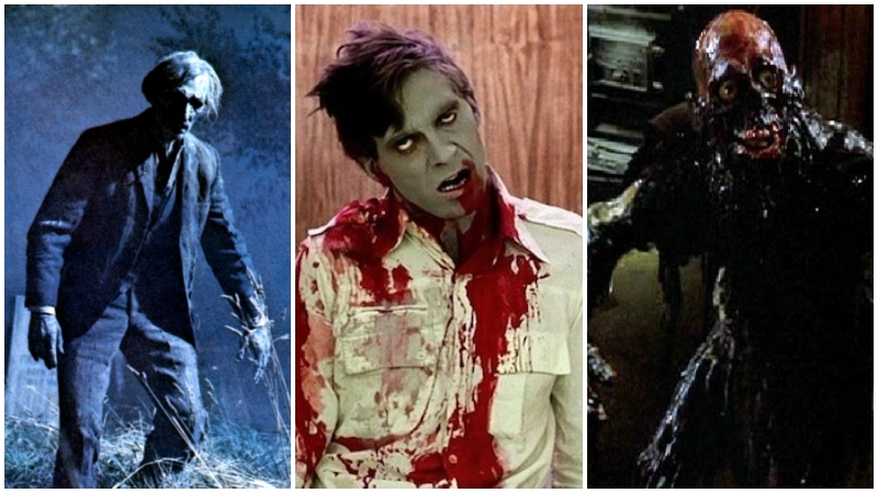 The Scariest Movie Zombies of All-Time