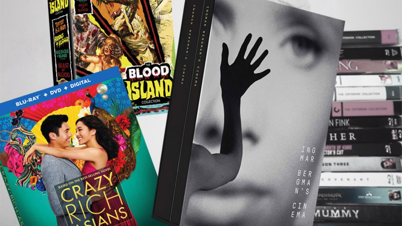 November 20 Blu-ray, Digital and DVD Releases