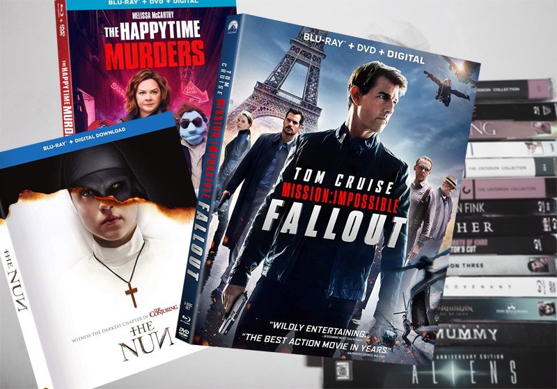 December 4 Blu-ray, Digital and DVD Releases
