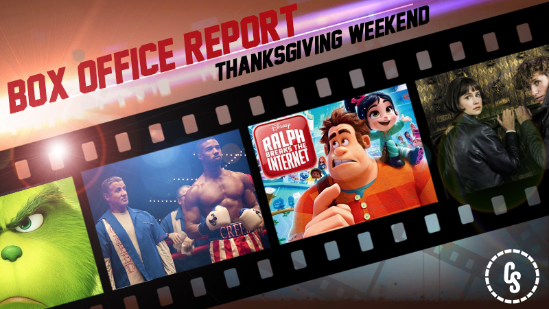 Ralph Breaks the Internet and the Box Office with $126 Million Over 5 Days