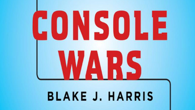 Console Wars novel to get limited series
