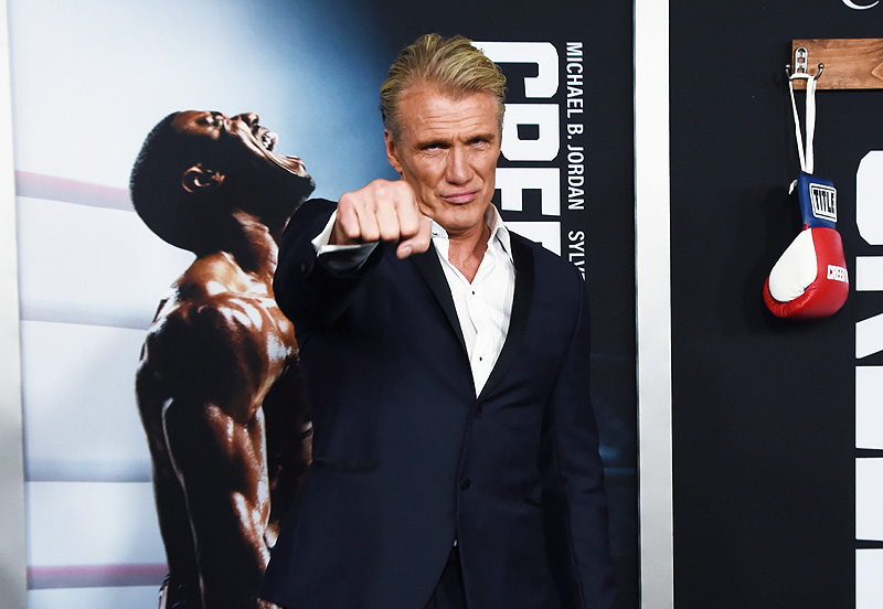 CS Interview: Dolph Lundgren on Creed II, Advice For Next He-Man