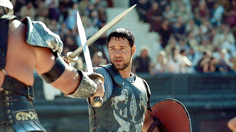 Ridley Scott Working On A Sequel To Gladiator