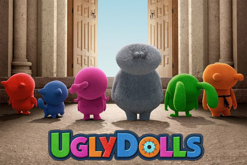Ugly Dolls Movie Posters Reveal All the Cuteness