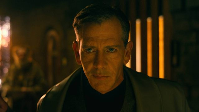 Ben Mendelsohn is the Law and Order in New Robin Hood Clip