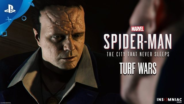 Turf Wars Trailer Reveals Next Chapter of Marvel's Spider-Man DLC