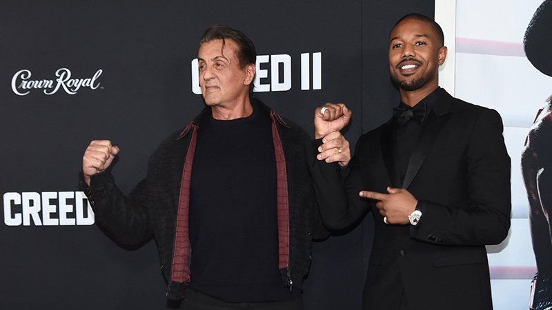 Sylvester Stallone Says Goodbye to Rocky in Instagram Video
