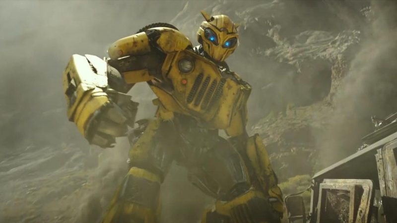 Bumblebee gets a Chinese release