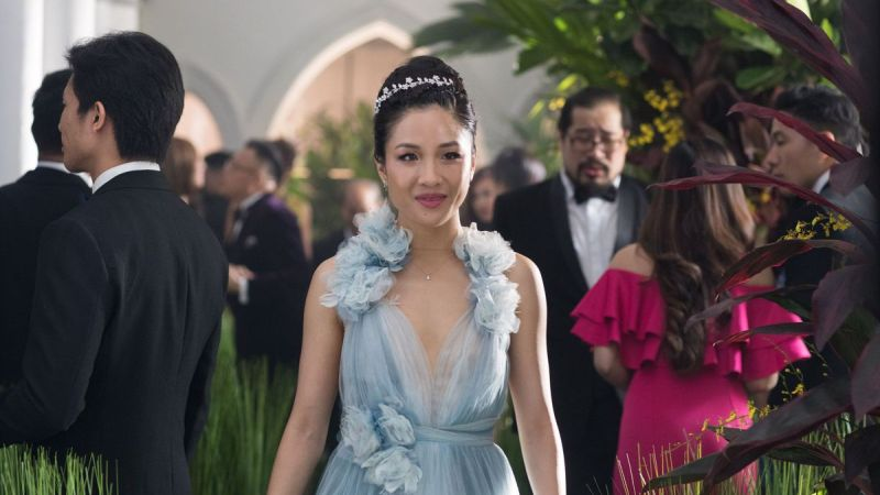Crazy Rich Asians' Constance Wu to Star in Rom-Com for Screen Gems