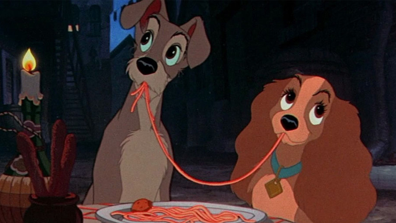 Disney S Lady And The Tramp Remake Will Feature Real Dogs