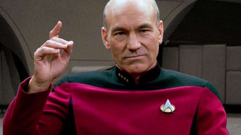 Picard series will be 'Extremely Different