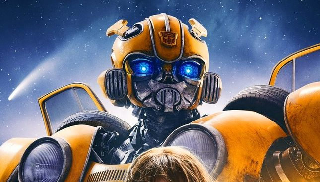 Every Hero Has a Beginning in New Bumblebee Poster