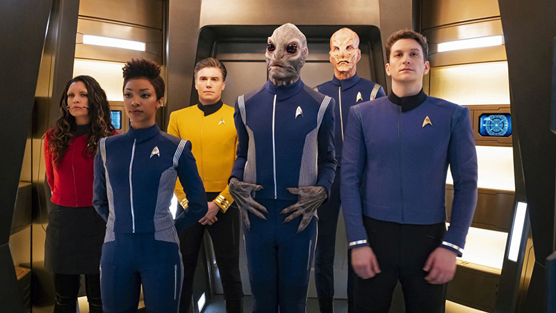 Spock Is The Star Of The New Star Trek: Discovery Trailer