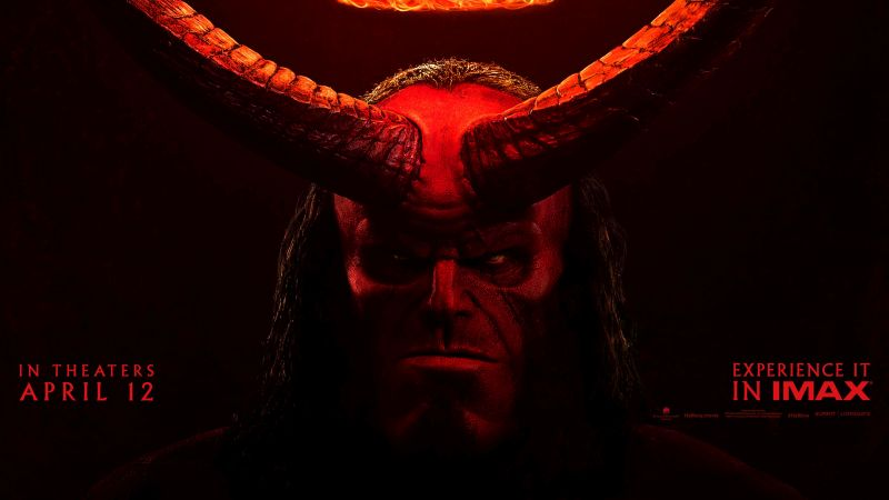 New Photo of David Harbour as Hellboy and His BPRD Team