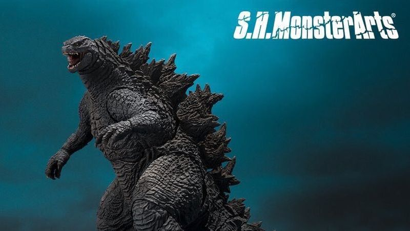New Godzilla: King of the Monsters Toys Offer Close Look at the Titans