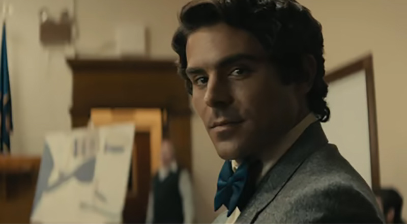 Zac Efron is Ted Bundy in First Extremely Wicked, Shockingly Evil and Vile Trailer