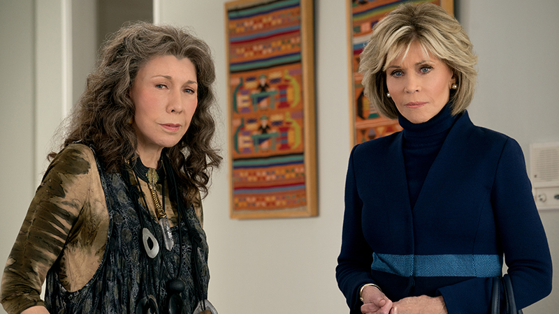 Grace and Frankie Are Too Old For This In Season Five Trailer