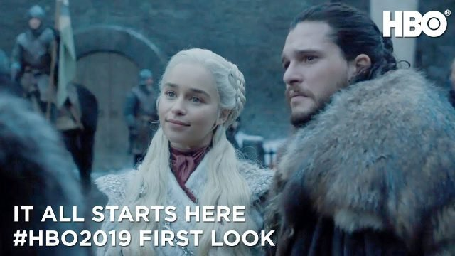 HBO 2019 Reel Reveals First Look at Game of Thrones and Watchmen