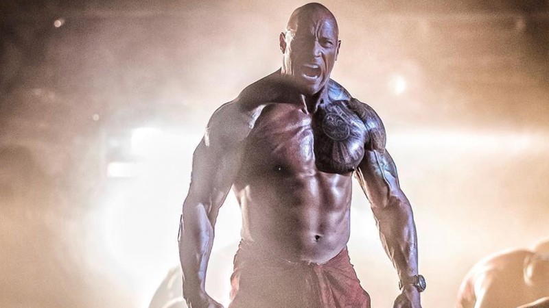 posts photo from Hobbs & Shaw