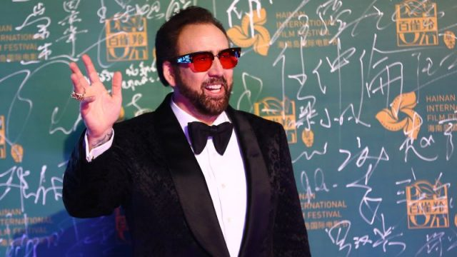 Nicolas Cage to star in SpectreVision's The Color Out of Space