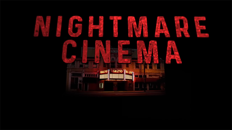 Mickey Rourke is The Projectionist in Nightmare Cinema Trailer