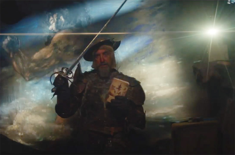 Man Who Killed Don Quixote Music Video Brings New Footage