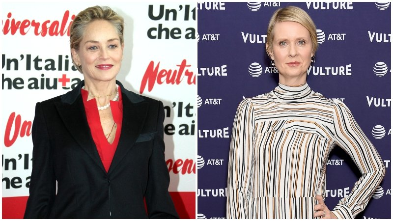 Sharon Stone and Cynthia Nixon Join Ryan Murphy's Ratched