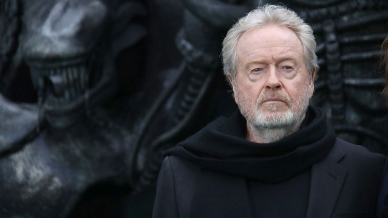 Cast Confirmed for Ridley Scott's Raised by Wolves