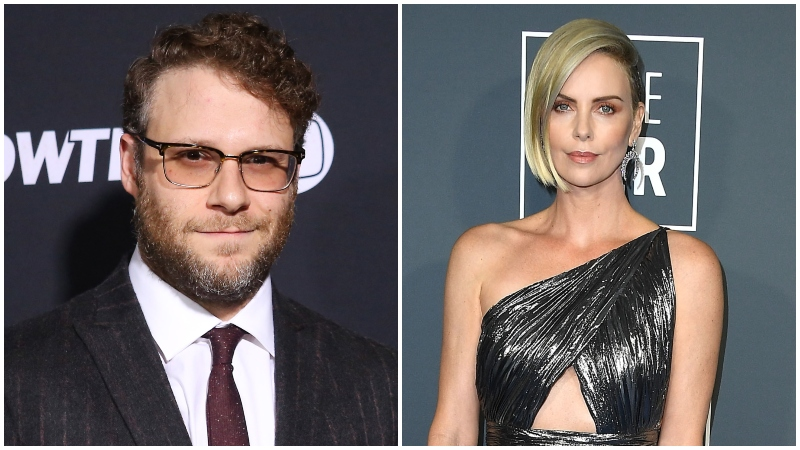 Long Shot: Seth Rogen, Charlize Theron SXSW Comedy Gets New Title