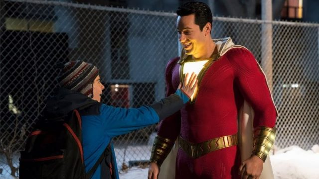 New Shazam! Teaser References the Man of Steel